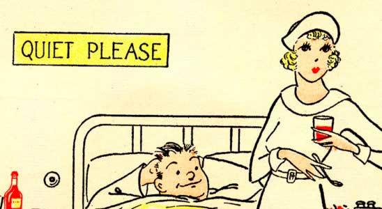 anécdotas de enfermera